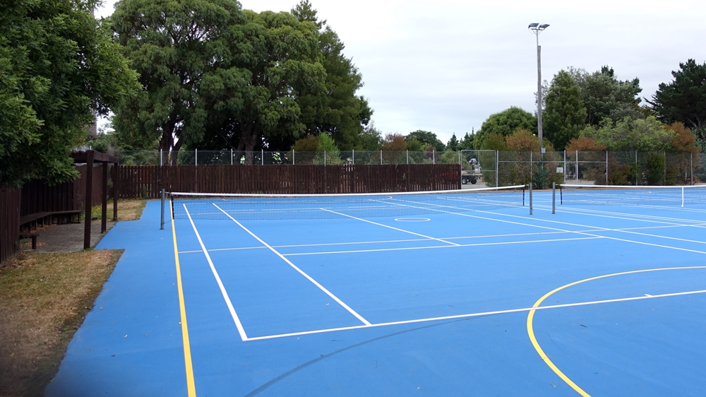 Amberley Domain Tennis