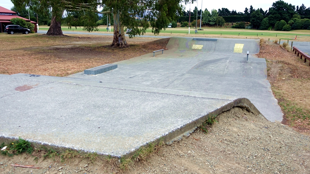 Amberley Domain Skateground